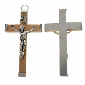Croce in legno 5.7 cm legno naturale s1