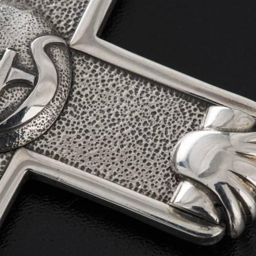Croce vescovile Anno della Fede argento 925 s6