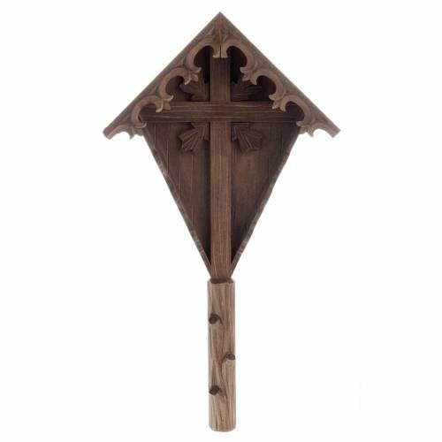 Croix de campagne sapin Val Gardena 1