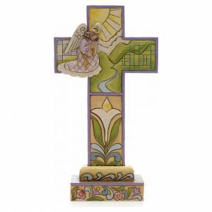 Croix paix en paradis Jim Shore s1