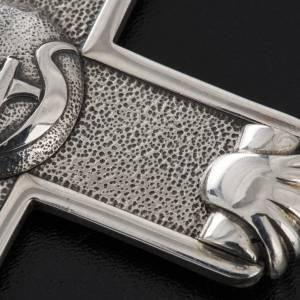 Croix pectorale Année de la Foi argent 925 s6
