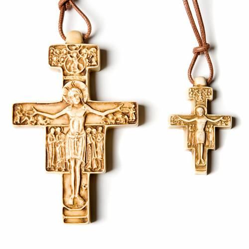 Croix pendentif Saint François s1