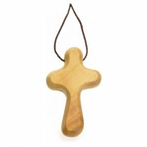 Cruz de la vida pendiente olivo Tierra Santa s1
