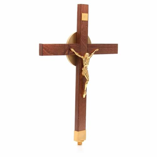 Cruz procesional haya s2