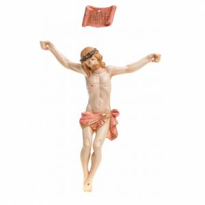 Imágenes de Resina y PVC: Cuerpo de Cristo 12 cm pvc Fontanini tipo porcelana