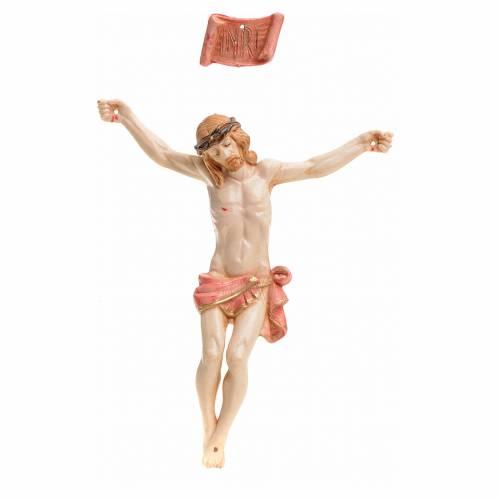 Cuerpo de Cristo 12 cm pvc Fontanini tipo porcelana s1