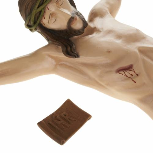 Cuerpo de Cristo  80 cm en fibra de vidrio s10