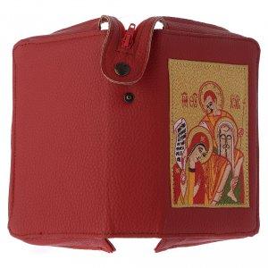 Custodia liturgia delle ore 4 vol. rosso Sacra Famiglia s3