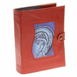 Custodia Neocatecumenale rossa Vergine Maria s1