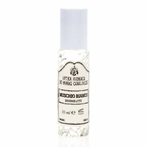 Deodorante al Muschio Bianco 10 ml s1