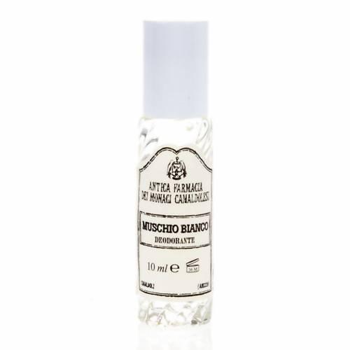 Desodorante de Almizcle Blanco (10 ml) s1
