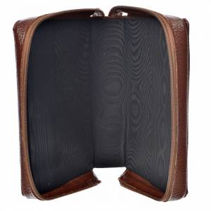 Divine Office covers: Divine office cover bonded leather Our Lady of the tenderness