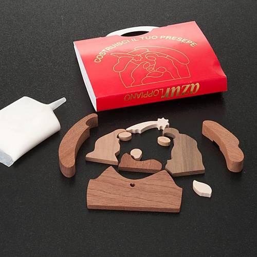 Do-it-yourself nativity scene kit s2