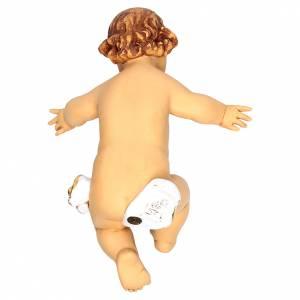 Enfant Jésus crèche Fontanini 125 cm résine s3
