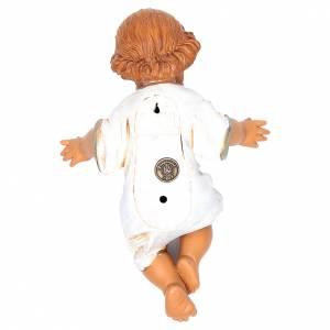 Enfant Jésus crèche Fontanini 65 cm résine s3