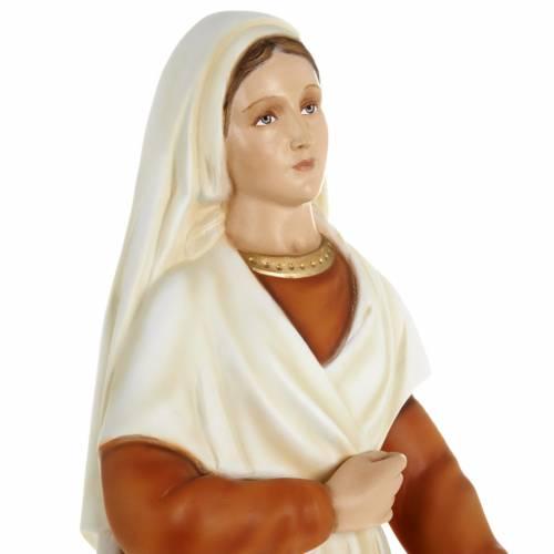 Estatua de Santa Bernardita 63 cm s7