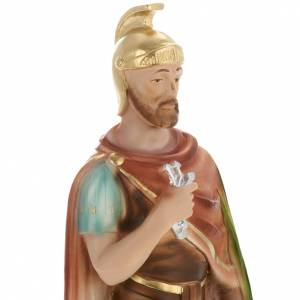 Estatua San Donato 30 cm. yeso s2