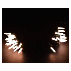 Christmas lights: Fairy lights 35 bulbs, warm white for indoor use