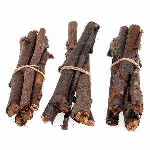 Fascine legna set 3 pezzi presepe fai da te s1