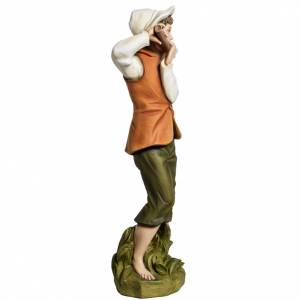 Fiberglas Statuen: Fiberglas Pfeifer 60 cm
