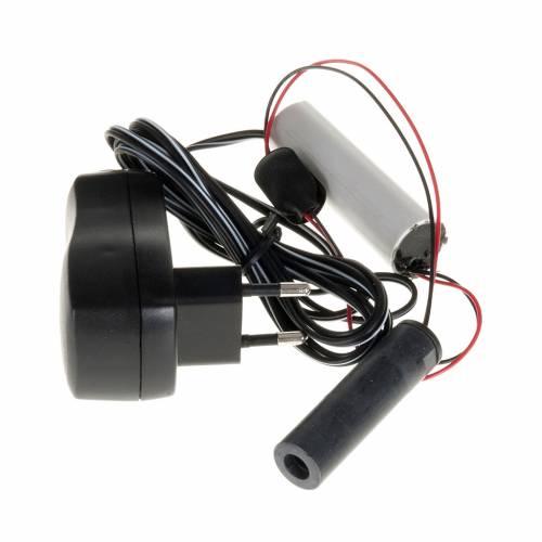 Fibra ottica presepe: generatore luce tremolante s1