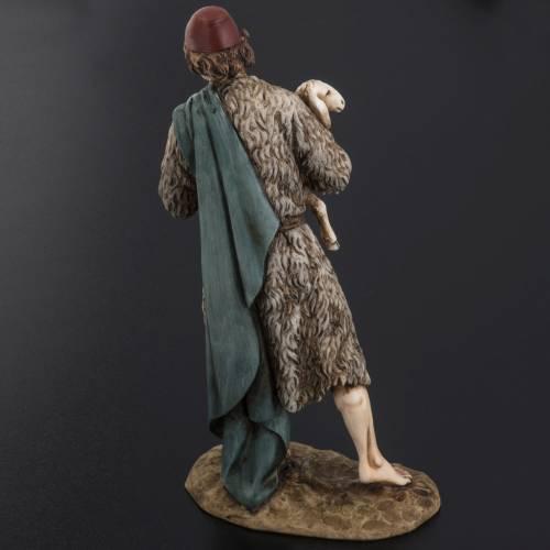 Figurines for Landi nativities, Good Shepherd 18cm s5