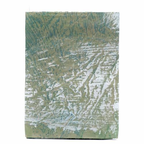 Foglio carta per presepi dipinto a mano roccia 70x100 cm s1
