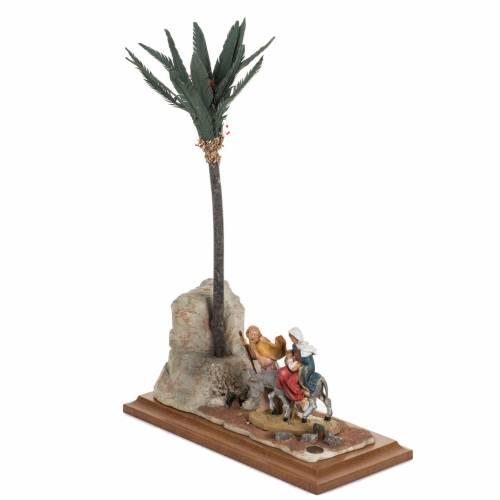 Fuga in Egitto 12 cm Fontanini s3