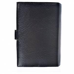 Fundas Biblia de Jerusalén Nueva Edición: Funda Biblia Jerusalén Nueva Ed. simil cuero negro Virgen Kiko