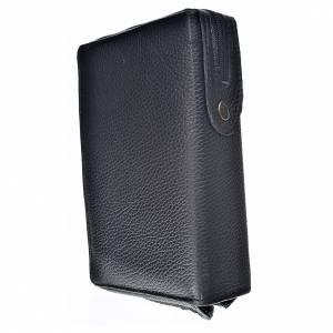 Funda Sagrada Biblia CEE ED. Pop. marrón cuero Pantocrator s2