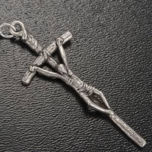 Ghirelli rosary, Notre Dame de Paris medals 6x8mm s4