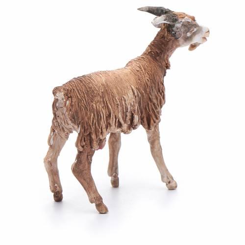 Goat in terracotta 13cm Angela Tripi s3
