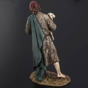 Krippenfiguren: Guter Hirte 18cm, Landi