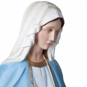 Fiberglas Statuen: Heiligenfigur Wundertätige Maria Fiberglas, 160 cm
