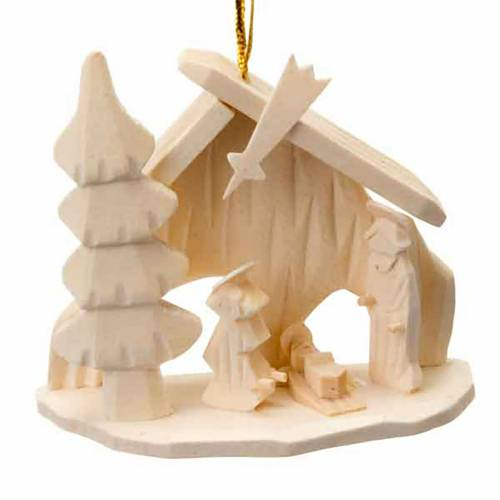 Holy Family Christmas decoration s1