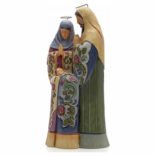 Holy Family figurine by Jim Shore s2