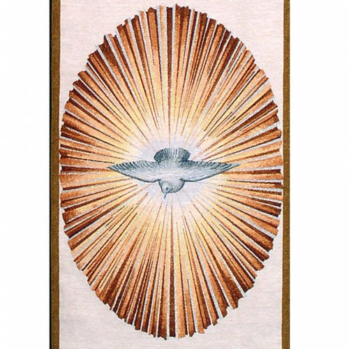 Holy Spirit pulpit cover s3