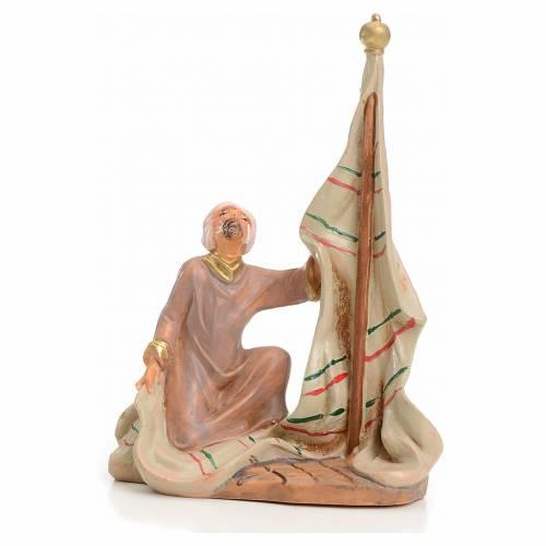 Hombre con toldo 9,5 cm Fontanini 1