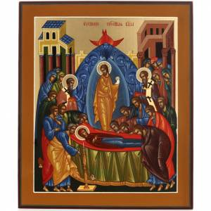 Icon of the Dormition of Mary s1