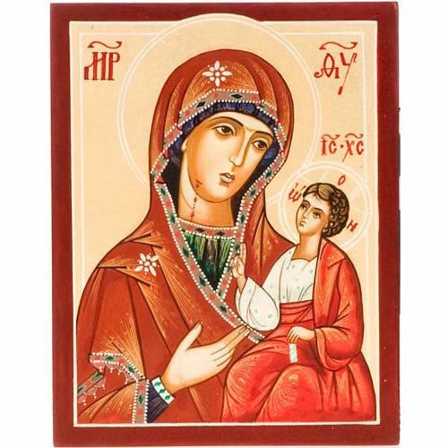 Icona Madre di Dio Odighitria Iverskaja Russia s1