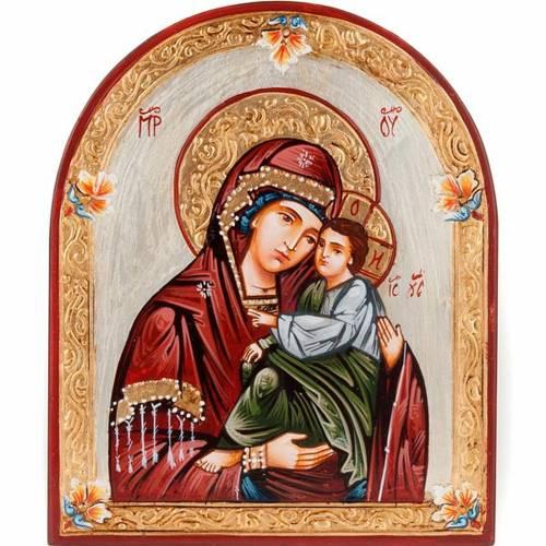 Icona Vergine della Tenerezza s1