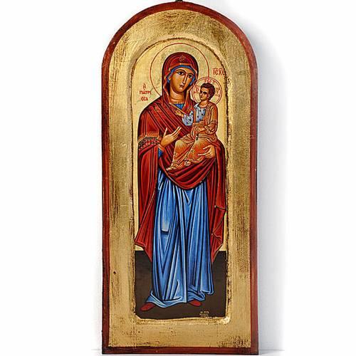 Icona Vergine Odigitria Grecia s1