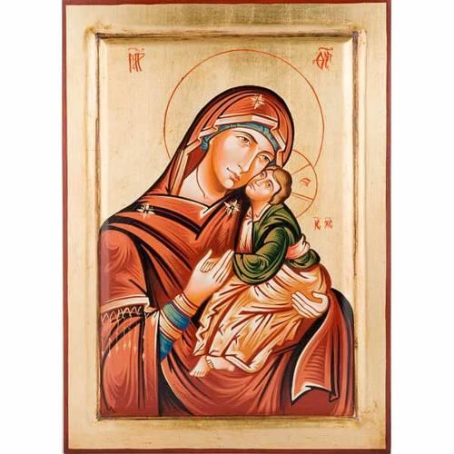 Icône mère de Dieu de Tolga s1