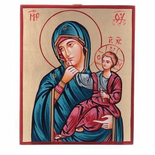 Icône mère de Dieu Paramithia s5