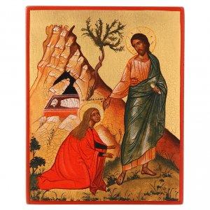 Icone Russia dipinte: Icone russa dipinta