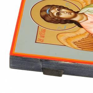 Icône russe peinte à la main, 22x27  ange gardien s3
