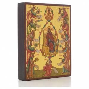Icono rusa La Alabanza de la Madre de Dios s2