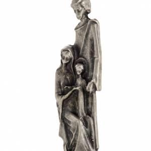 Imán de la Sagrada Familia dos colores 6cm s3