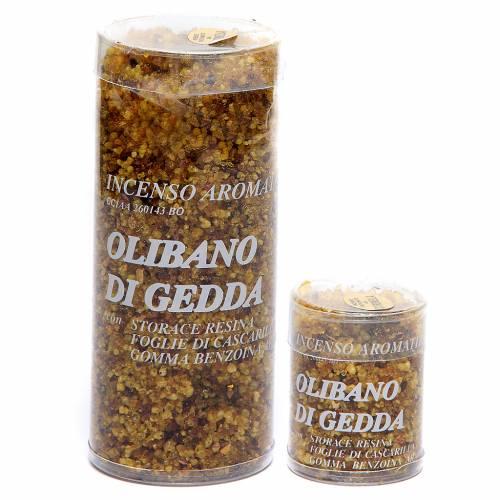 Incenso olibano di Gedda citronella s2