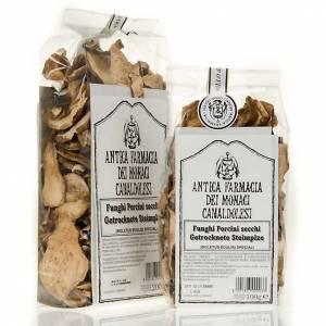Extra virgin olive oils and condiments: Italian dried Porcini mushrooms, Camaldoli